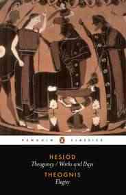 Hesiod and Theognis By Wender, Dorothea
